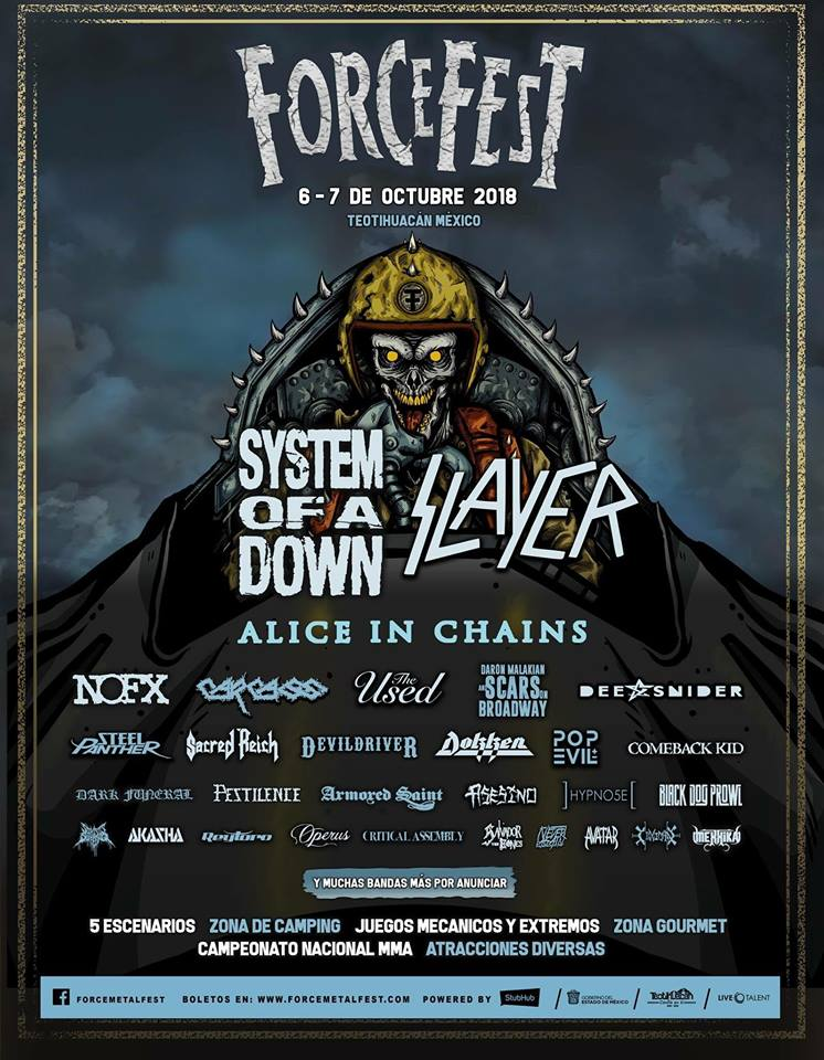 forcefest