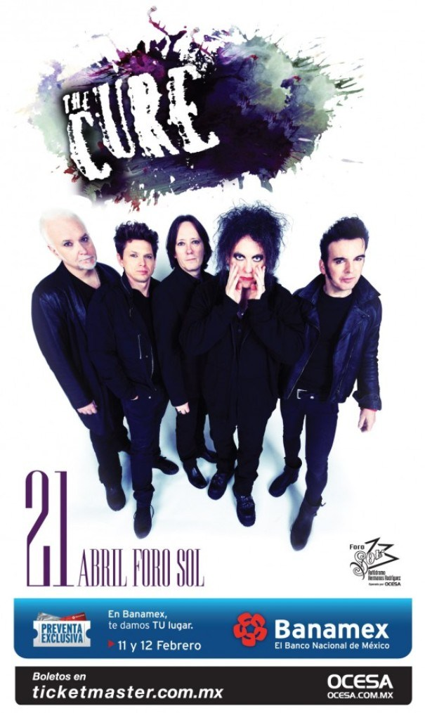 thecure 2013