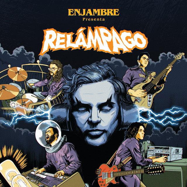 Enjambre-Relampago